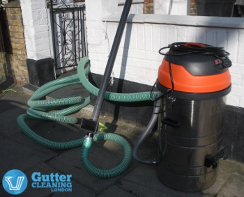 Gutter Cleaning Wet Vacuum Machine