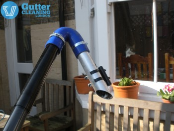 Tools used for gutter cleaning