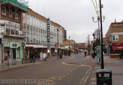 Harrow, London