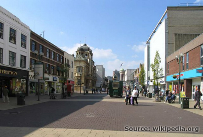 Ilford Downtown