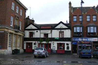 Market Town of Romford